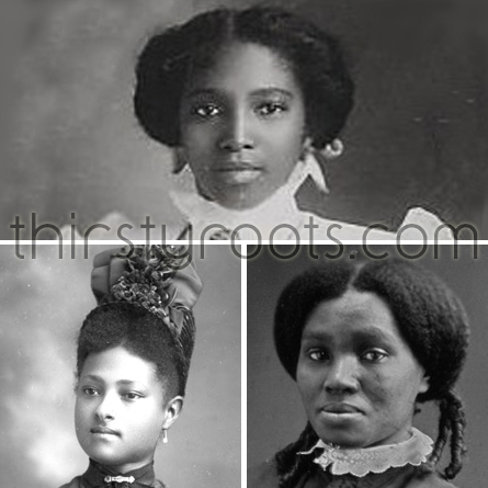 Stylish african american hairstyle history Vintage African American Hairstyles Ideas