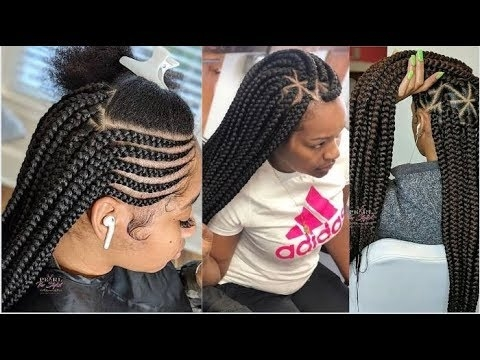 Stylish african hair braiding styles pictures 2019 check out 2019 best braided hairstyles to try African Hair Styles Braids Inspirations