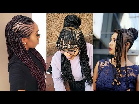 Stylish beautiful braids hairstyles 2020 best latest styles that turn heads Latest Braid Hair Style Ideas