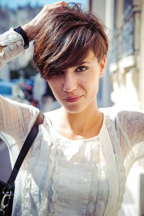 Stylish best new short hairstyles for long faces popular haircuts Short Hairstyles For Thick Hair Long Face Inspirations