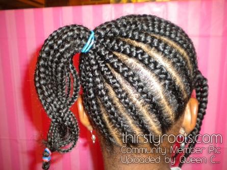 Stylish black little girls hair styles New Hair Stayle Of Black American Girles Ideas