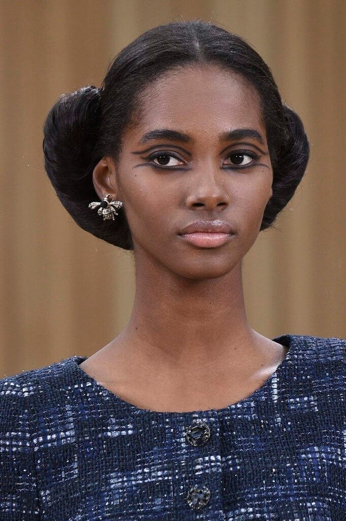 Stylish black prom hairstyles 12 easy styles for girls with natural Homecoming Hairstyles For African American Hair