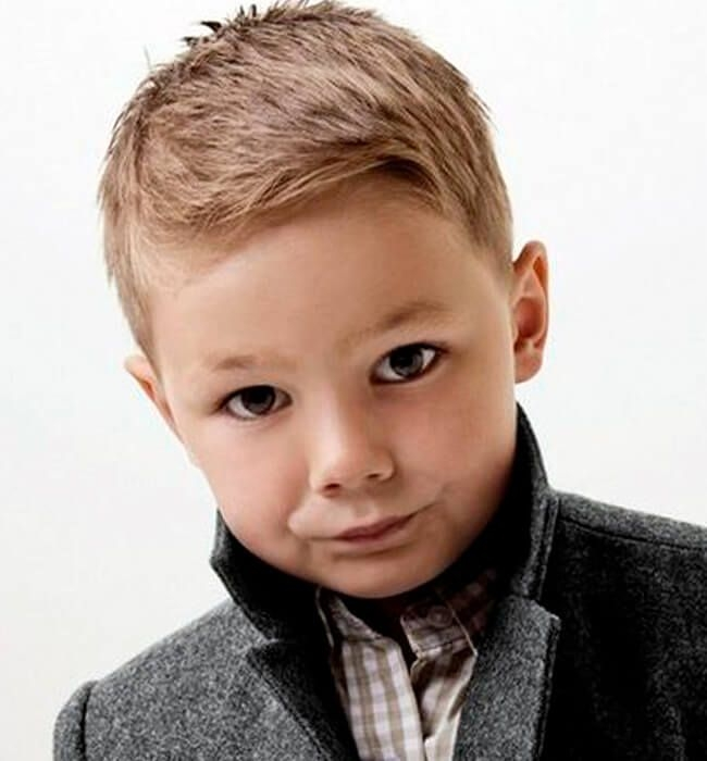 Stylish boys haircuts for all the times toddler boy haircut fine Little Boy Short Haircuts Inspirations