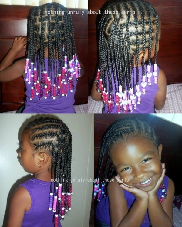 Stylish braid styles for little african american girls google African American Little Girl Braid Hairstyles Designs