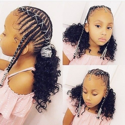 Stylish can you ignore these 75 black kids braided hairstyles Kids Braids Hairstyles Inspirations