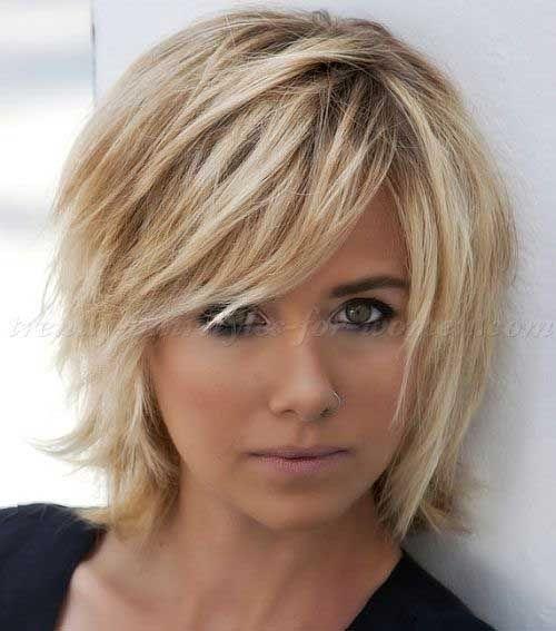Stylish cool 20 fashionable layered short hairstyle ideas check more Medium Short Haircut Styles Inspirations
