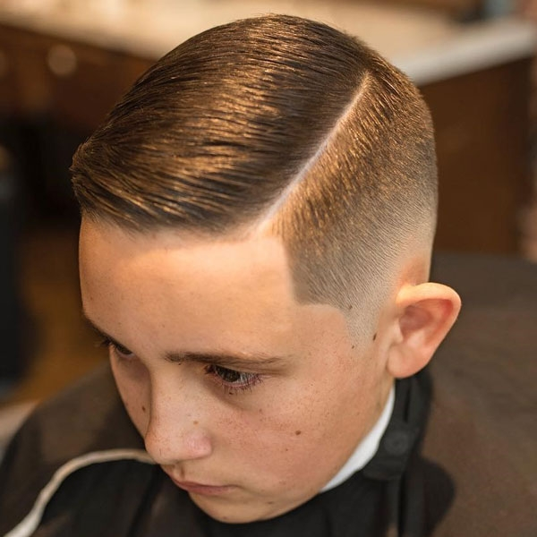 Stylish cool 7 8 9 10 11 and 12 year old boy haircuts 2020 styles Short Hairstyles For 13 Year Old Guys Inspirations