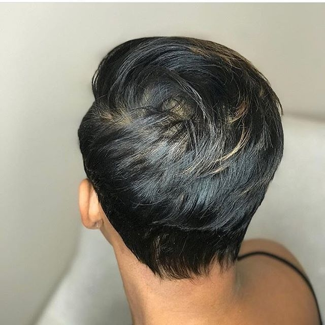 Stylish fine hair with volume ashjotaylor thechoppedmobb Hairstyle For Short Relaxed Hair Inspirations
