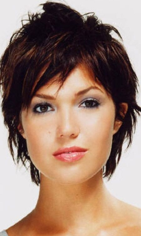 Stylish get a clean and cute look with short messy hairstyles Cute Messy Hairstyle For Short Hair Inspirations