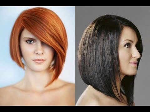 Stylish girls trending short haircuts 2017 new short hairstyles New Short Hairstyle Choices