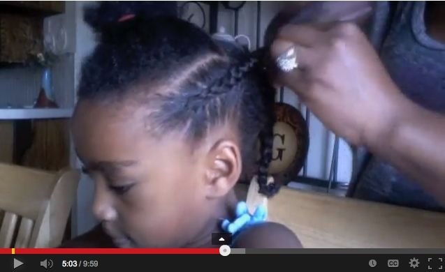 Stylish how to french braid african american hair easily French Braid African American Black Hair