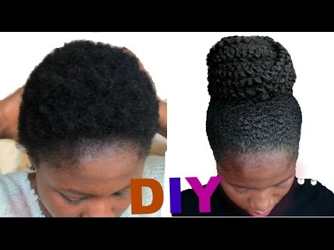 Stylish how to style short natural hair 4c easy diy Styles For Very Short Natural Hair Choices