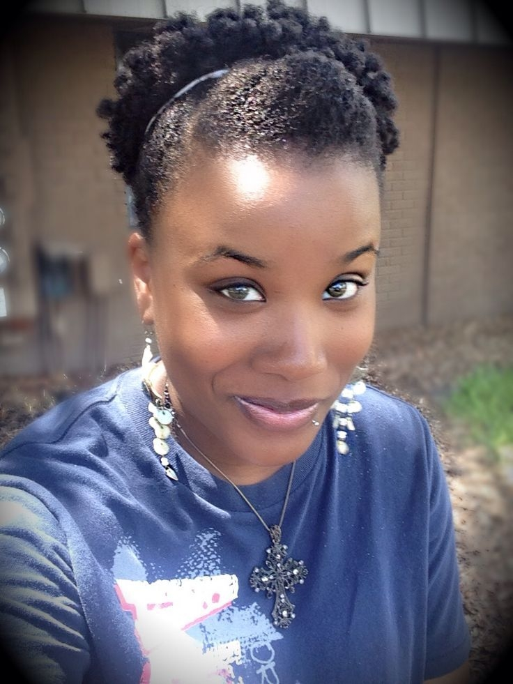 Stylish image result for natural hairstyles for thick coarse african Easy Hairstyles For Thick African American Hair Ideas