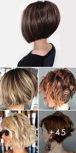 Stylish impressive short bob hairstyles to try lovehairstyles Very Short Bob Hair Styles Inspirations
