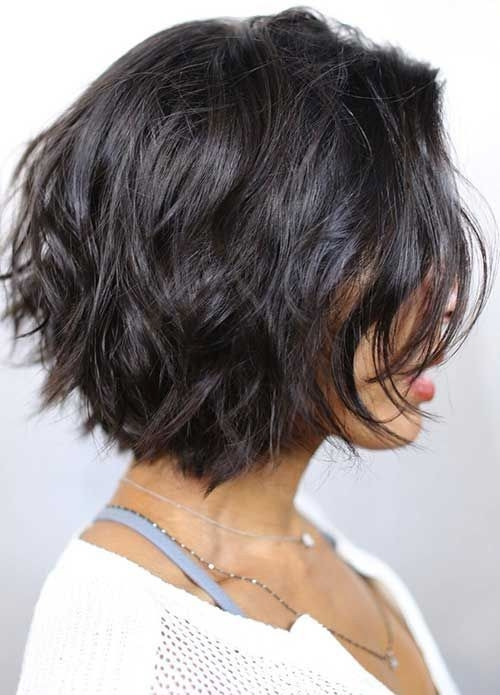 Stylish keep right up to date with approaching brand new hair trends Haircuts For Short Thick Hair Inspirations