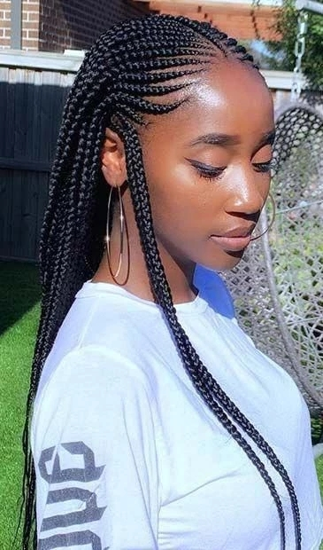 Stylish lace front black wig purple lace front wig lace hair 100 Natural African Hair Braiding Styles Choices