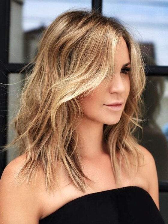 Stylish medium short haircuts for 2018 southern living Pictures Of Medium To Short Haircuts Ideas