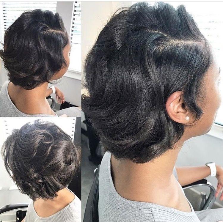 Stylish natural hairsilk wrap styles natural hair silk short Styles For Short Straight Natural Hair Choices