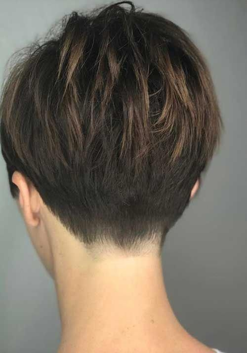 Stylish pin on beauty Short Styles For Short Hair Choices