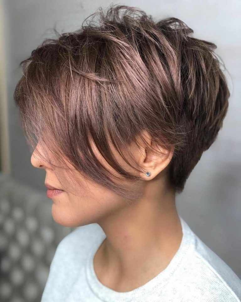 Stylish pin on estilo femenino Women'S Short Haircut Styles Inspirations