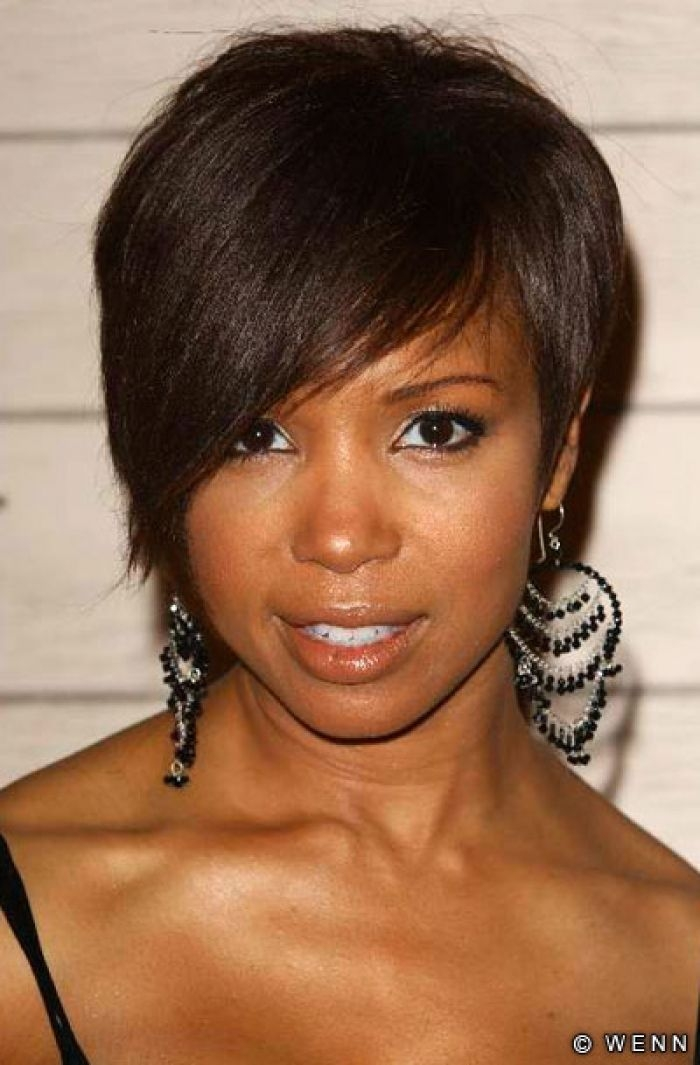 Stylish pin on fashion zone Short Haircuts For Black Women With Thin Hair Ideas