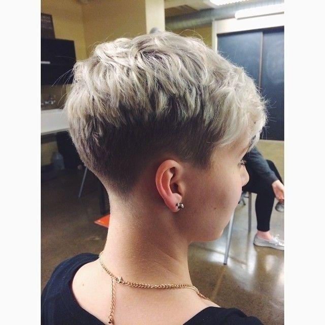 Stylish pin on hair Super Short Hair Styles For Women Choices