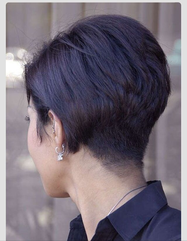Stylish pin on natural hair styles Wedge Haircut For African American Hair