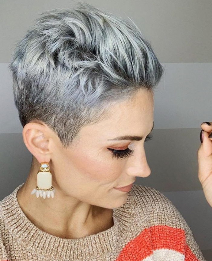 Stylish pin on pixie Styling Ideas For Really Short Hair Inspirations