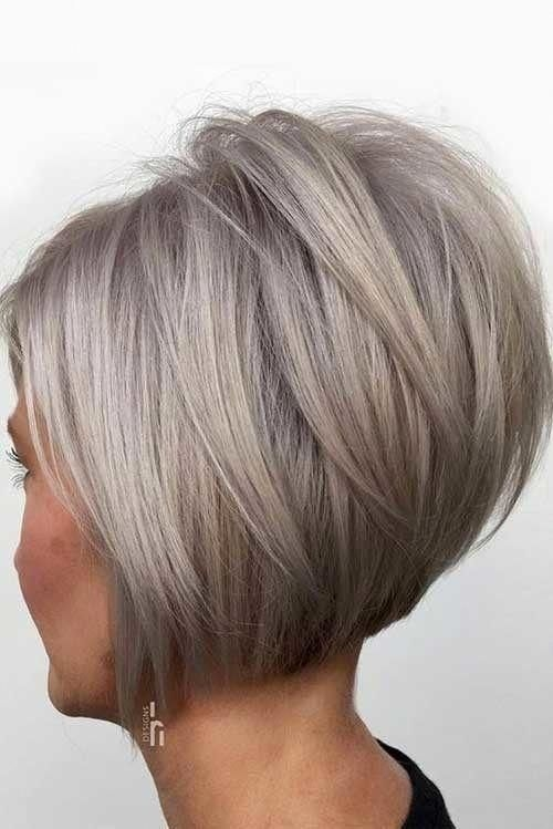 Stylish pin on short hairstyles for thick hair Short Haircuts Thick Hair Inspirations
