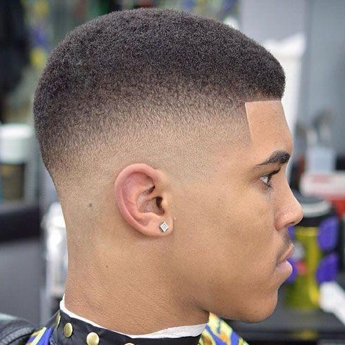 Stylish pingl sur coiffure homme noir Short Hair Styles For Black Men Choices