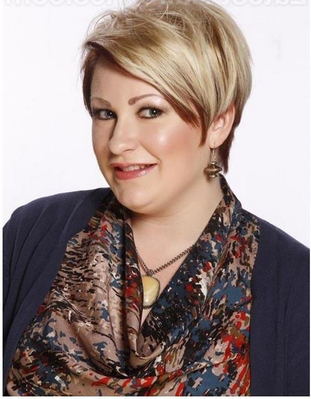 Stylish plus size short hairstyles for women over 40 bing images Short Hair Styles For Plus Size Women Inspirations