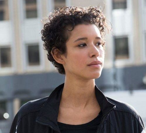 Stylish short haircuts for curly hair 36 haircuts for any curl pattern Hairstyle For Short Curly Hair Female Inspirations