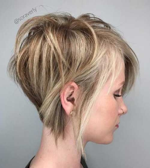 Stylish short hairstyles for straight fine hair Short Fine Haircuts Inspirations