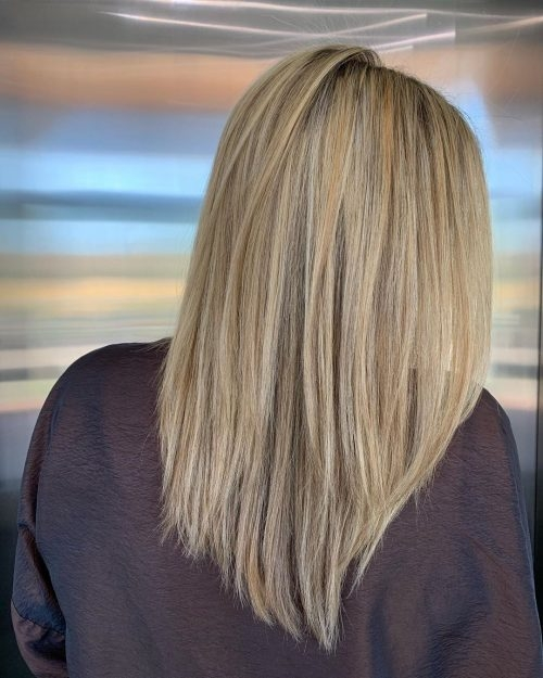 Stylish short layers on long hair 13 examples of this hot trend Short Long Layered Haircuts Inspirations