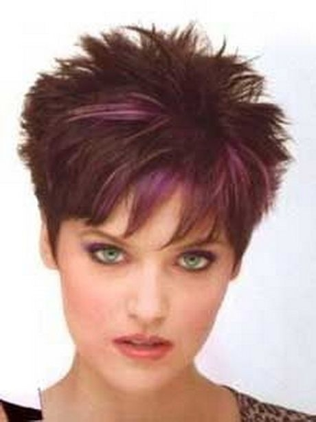 Stylish short spiky haircuts for women spiked hair short spiky Short Spiky Haircuts Choices