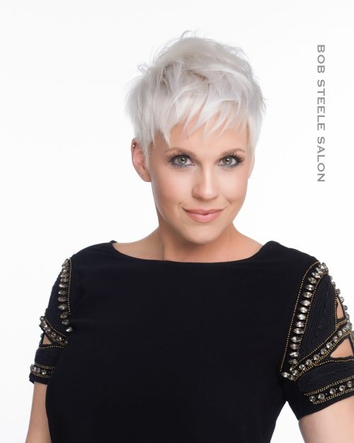 Stylish these are the 15 hottest haircuts right now Short White Hair Styles Inspirations