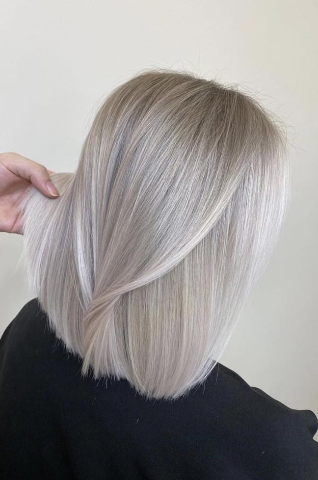 Stylish these short gray hairstyles make going gray so easy and Short Gray Hair Styles Choices