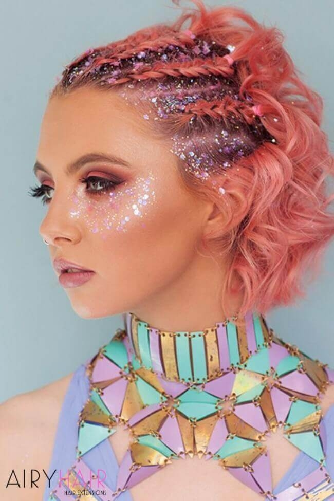 Stylish top 30 stunning 2021 new years eve and 2020 christmas Hairstyles For Short Hair For New Years Eve Choices