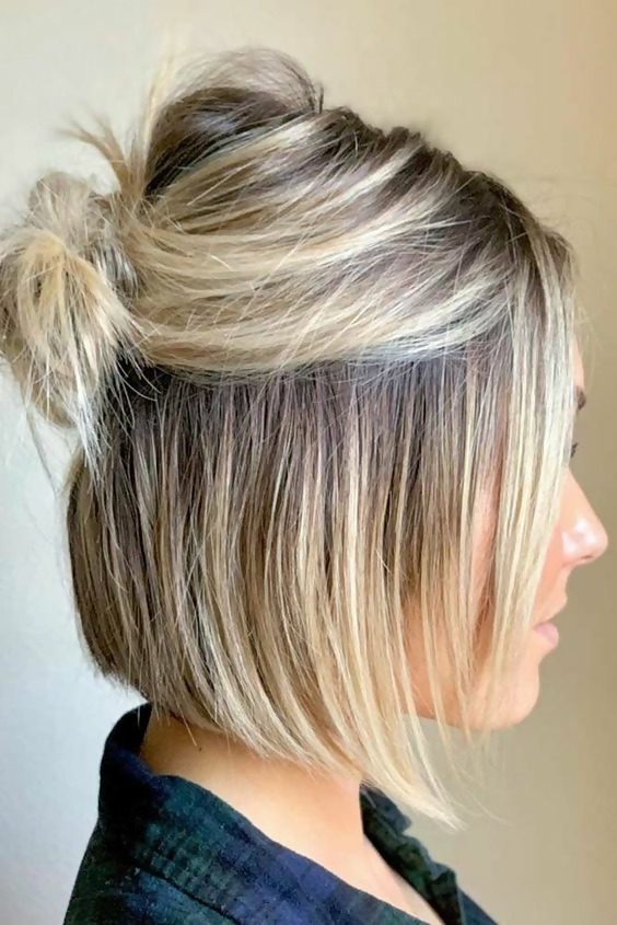 Stylish top 30 trendy short hairstyles for fine hair Cute Short Haircuts For Women With Fine Hair Inspirations