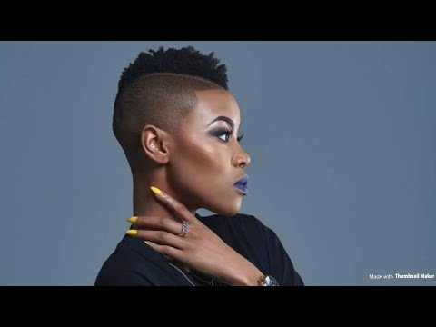 Stylish top 5 mzansi celebs who look better with short hair youtube Mzansi Natural Short Hairstyles Choices