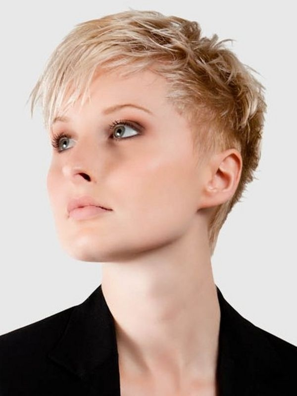 Stylish very short hairstyles for women with images very short Very Short Asymmetrical Haircuts Choices