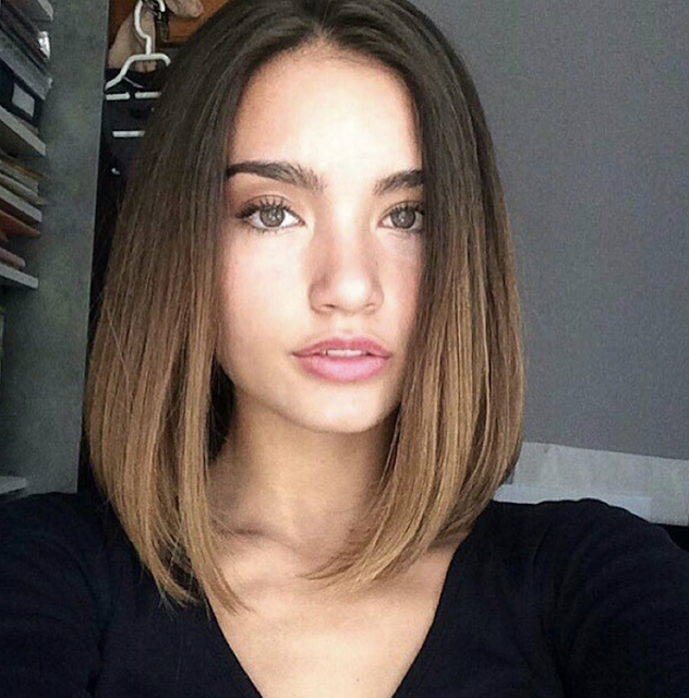 Stylish very short straight hair 2019 for round face short Short Haircuts For Straight Hair And Round Faces Ideas