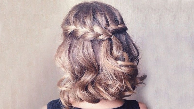 the best prom hairstyles for all hair lengths thetrendspotter Prom Hairstyles For Short Hair With Braids Choices