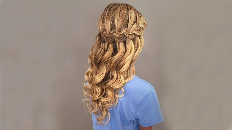 the best prom hairstyles for all hair lengths thetrendspotter Prom Updos For Medium Hair With Braids Inspirations