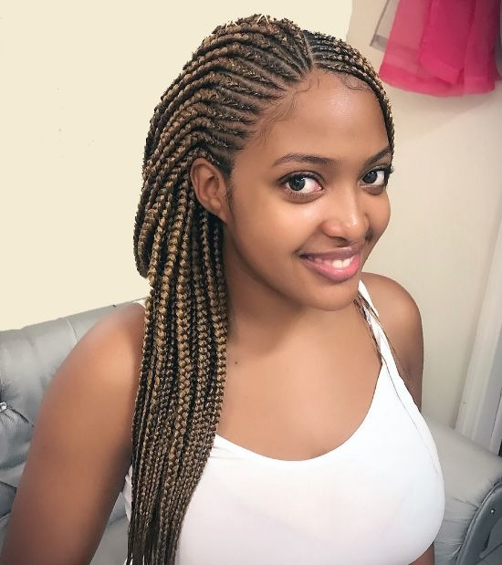 the coolest and cutest cornrows to wear in 2020 curly craze Cornrow Hairstyle Braid For Women