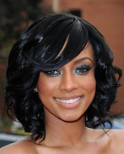 the makeupc and hairstyles natural hairstyles for african African American Curly Hairstyles For Medium Length Hair Ideas