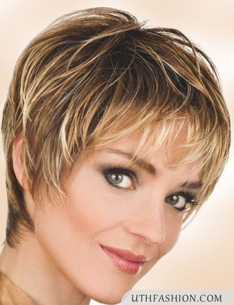top 12 short hairstyles for older women uthfashion Ladies Short Hairstyles Uk Choices