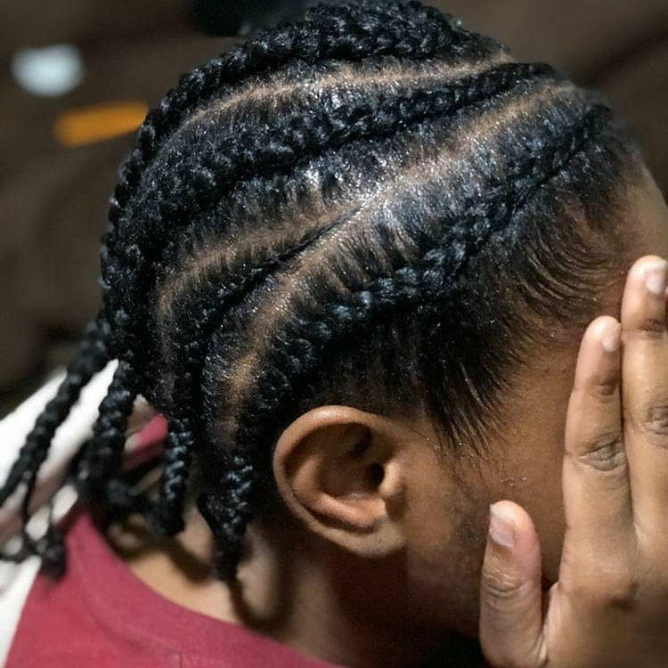 top 25 cornrows hairstyles in south africa 2020 South African Hair Cornrows