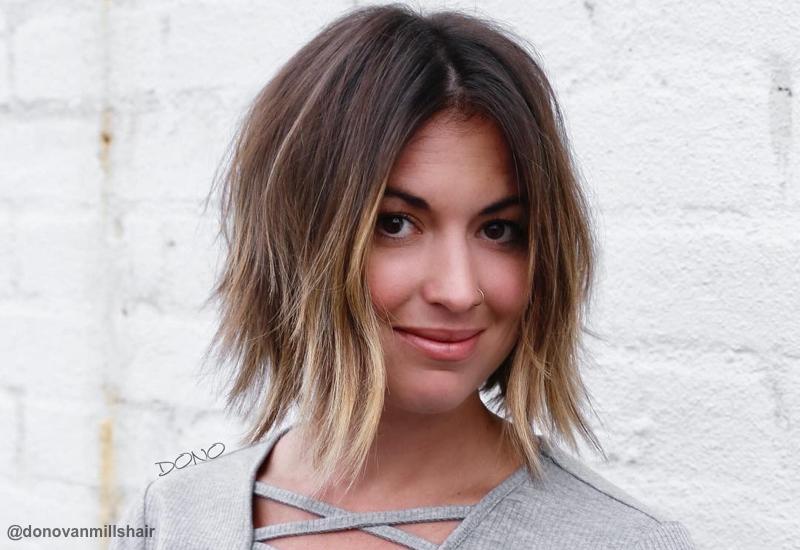top 9 medium short haircuts for women in 2020 Style Medium Short Hair Choices