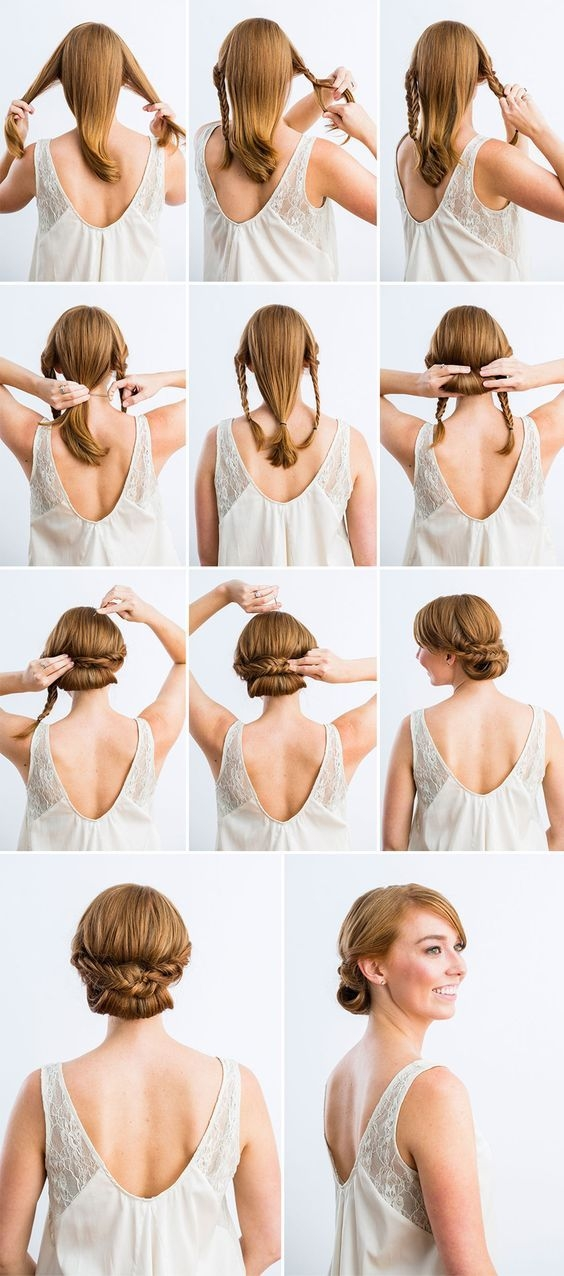 Trend 10 best diy wedding hairstyles with tutorials guest hair Wedding Guest Hairstyles Diy Short Hair Inspirations